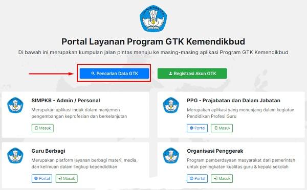 INFO GTK 2021 (Cek SKTP Guru Semester 2 TP 2020/2021 dan SKTP Guru Semester 1 TP 2021/2022)