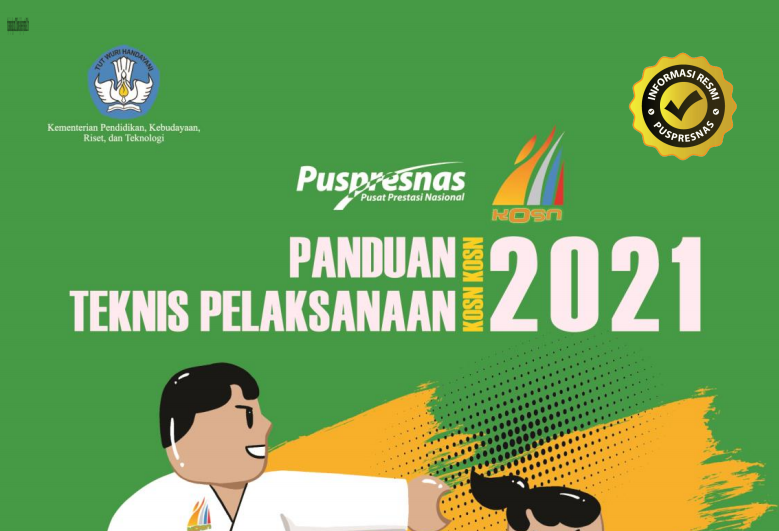 DOWNLOAD JUKNIS KOSN SD SMP TAHUN 2021