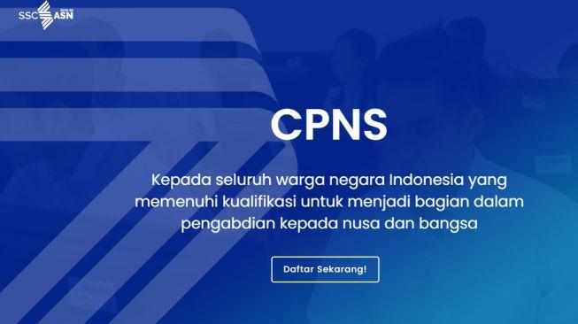 Fitur Terbaru SSCASN Lengkap dengan Syarat Pendaftaran CPNS 2021