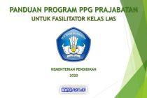 6 Langkah Panduan Elearning Program PPG Prajabatan Fasilitator Kelas LMS