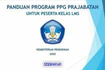 7 Langkah Panduan Elearning Program PPG Prajabatan Untuk Peserta Kelas LMS