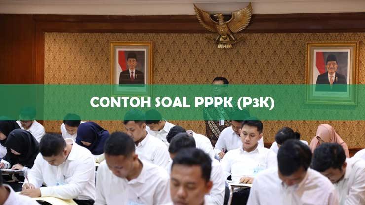 9 Paket Soal PPPK Guru 2021 Beserta Kunci Jawaban