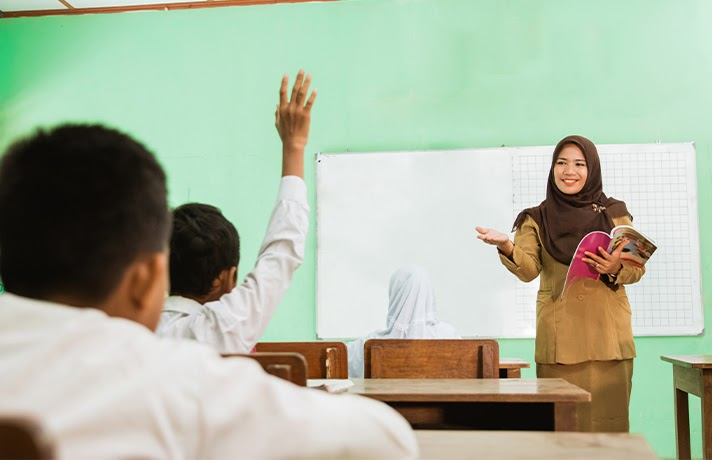 Menjadi Guru Inspiratif, Karena Guru adalah Inspirasi