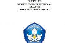 Dokumen 2 KTSP SMP/MTs Tahun 2021/2022