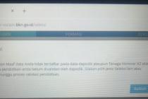 Solusi Data Tidak terdaftar dalam Database Dapodik saat melamar PPPK Guru