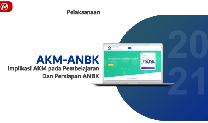 Cara Login Web ANBK 2021