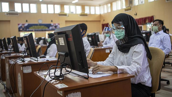 Seleksi Ujian Kompetensi PPPK Guru Tahap 1, Telat 15 Menit Dialihkan ke Tahap 2