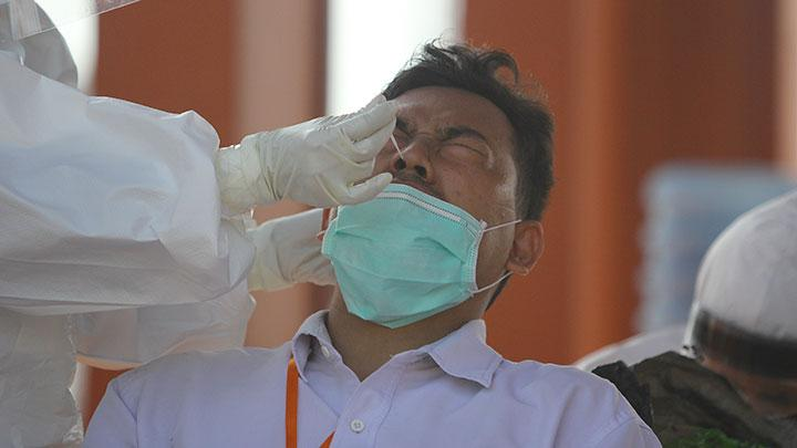 Swab Antigen dan Vaksinasi Peserta Seleksi PPPK Guru Ditanggung Kemenkes