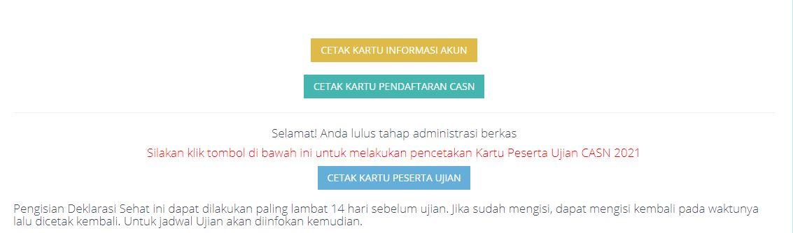 Cek Jadwal SKD dan Lokasi Ujian CPNS, PPPK Guru dan PPPK Non Guru Tahun 2021 di sscasn